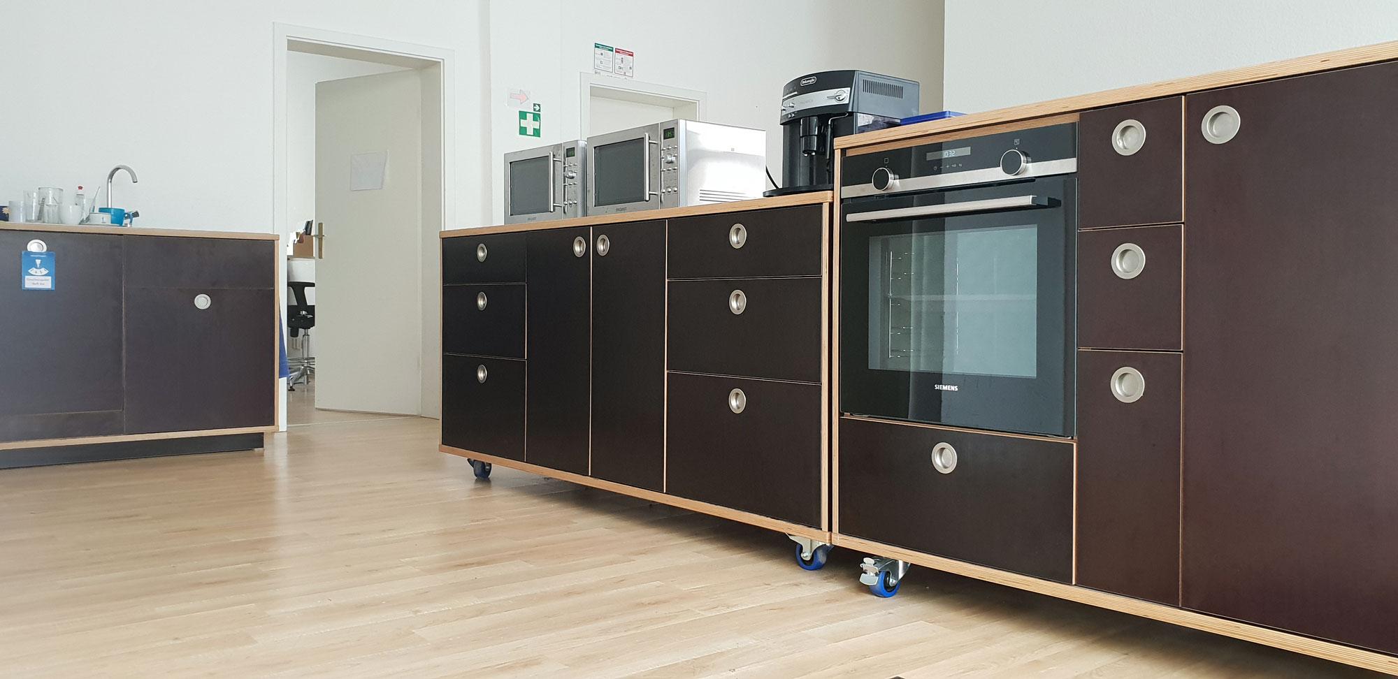 mobile k che idee werk. Black Bedroom Furniture Sets. Home Design Ideas